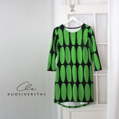 TUNIKA Jyvä, vihreä