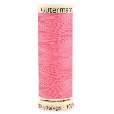 GÜTERMANN-OMPELULANKA, vaaleanpunainen