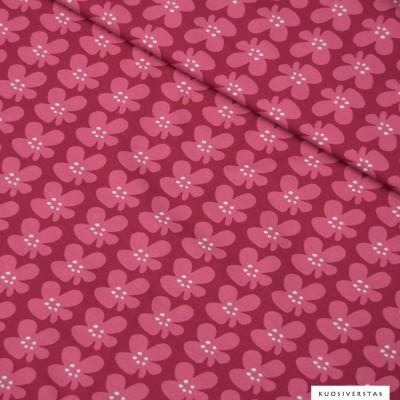 PIKKUVUOKKO luomutrikoo, vaaleanpunainen