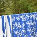 TALVIOMENA luomujoustocollege, sinivalkoinen