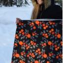 TALVIOMENA oranssi-musta-harmaa