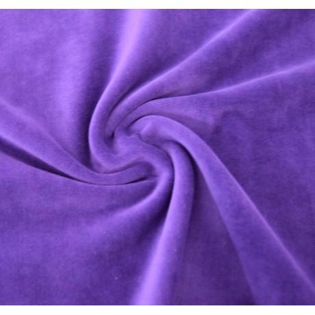 Velour, violetti